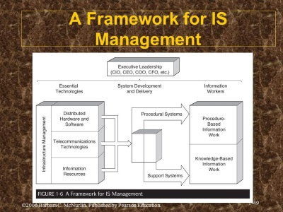 Read more about the article Key Components of Information System Management